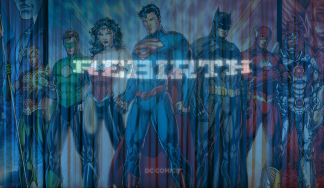 Roundtable Discussion: On DC's Rebirth, and the Diminishing Returns of Reboots