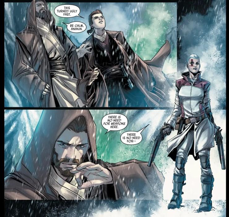 Star Wars: Obi-Wan & Anakin #2 Review