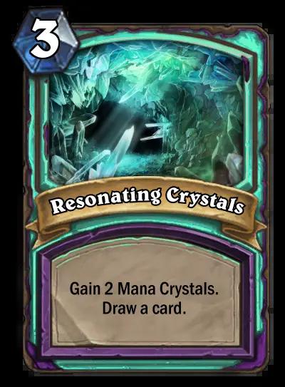 resonating-crystals