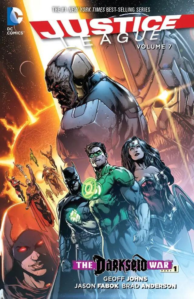 5 Reasons Darkseid War is a Must Read