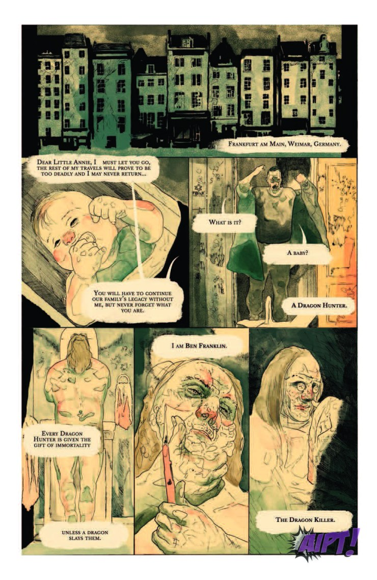 Amazing Forest #3 Review