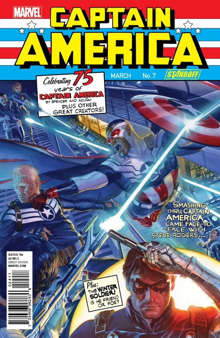Marvel Preview: Captain America: Sam Wilson #7