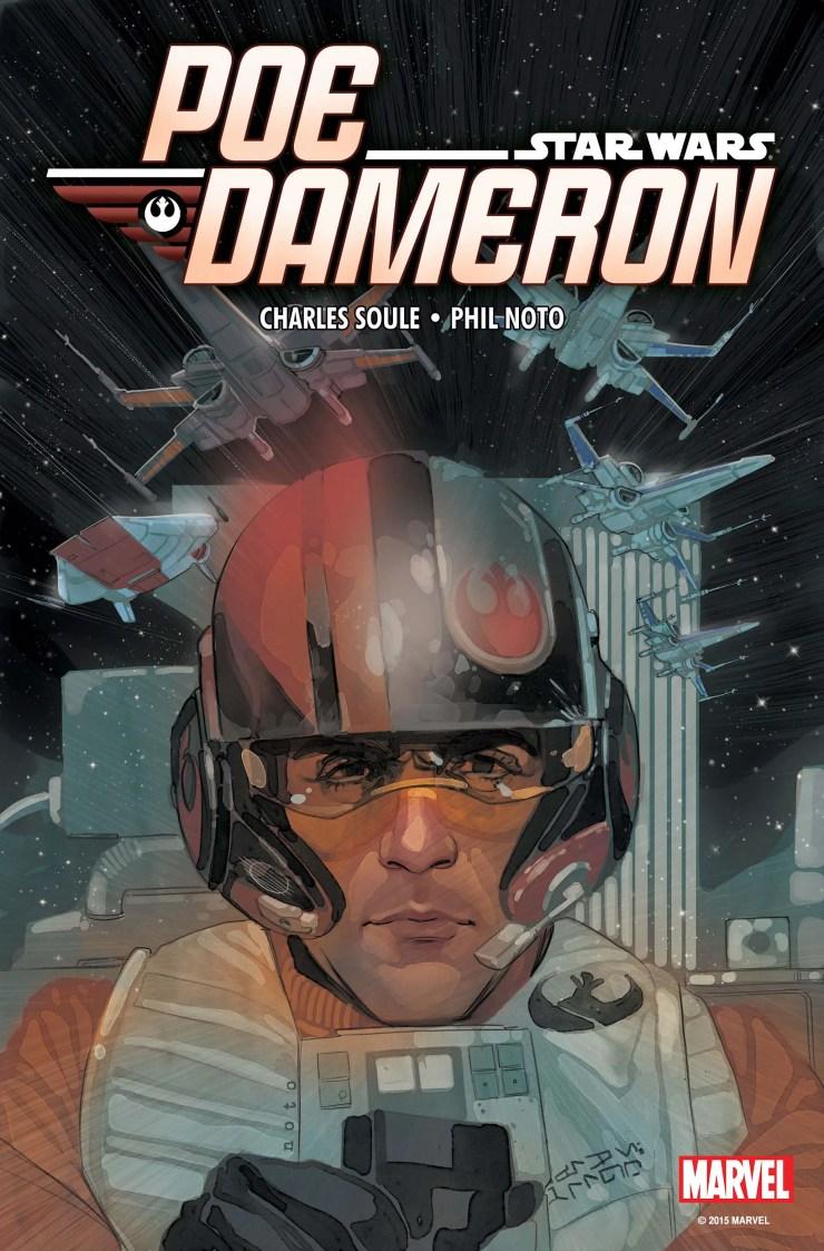 Marvel Preview: Star Wars: Poe Dameron #1