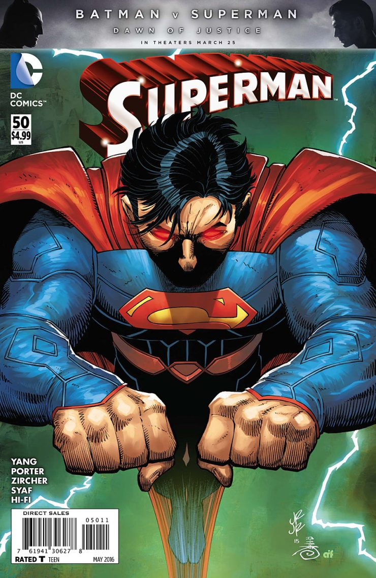 Superman #50 Review