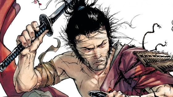 There's something about the freedom of a ronin or the ability of a master samurai that gets readers' attention. This is in part due to the lawlessness these characters live amongst and the justice they impart, but it's also because ancient Japan is a fascinating setting. I take a look at Titan Comics' new series Samurai and ask the question, is it good?