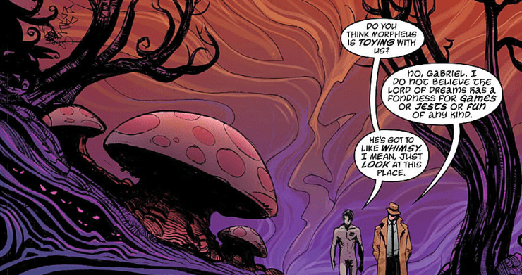 Lucifer #4 Review