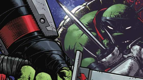 In a world where Shredder leads the Turtles, all hope seems lost! With the Turtles brainwashed to follow Shredder, Splinter forms a new group in a last ditch effort to save his sons… and New York City!