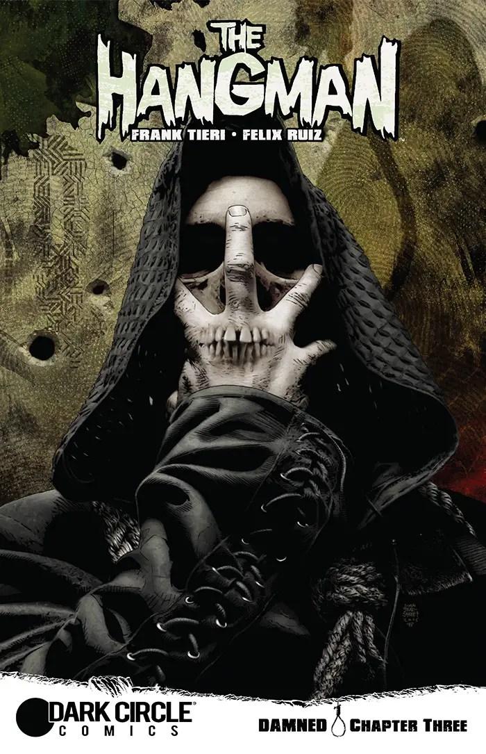 Dark Circle Preview: The Hangman #3