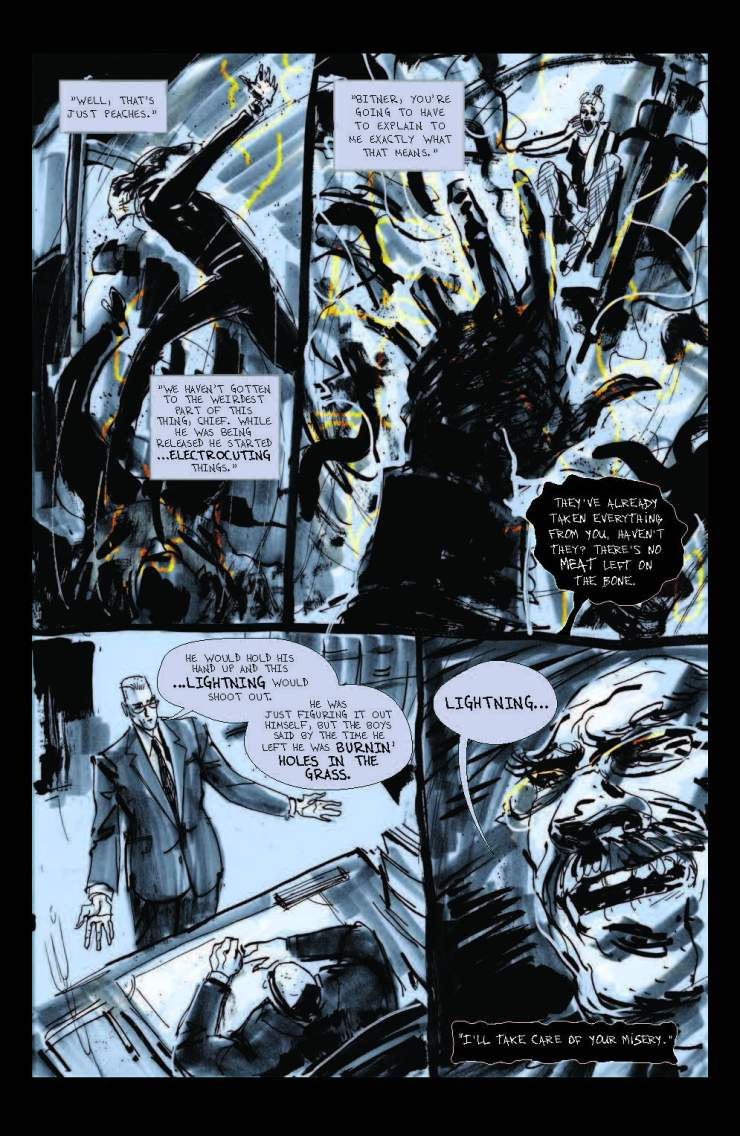 Victorie City #3 Review