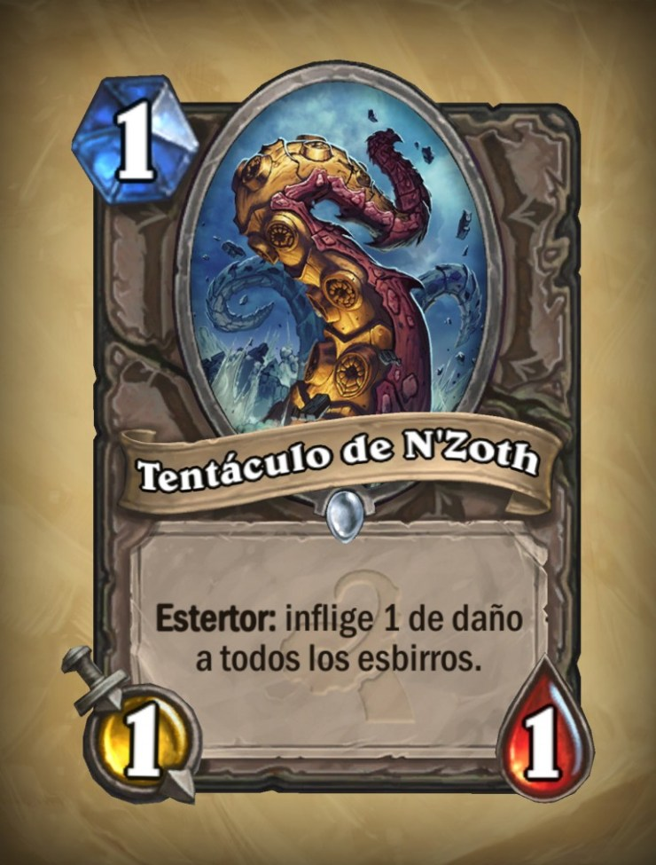 nzoth-tentacle-hearthstone