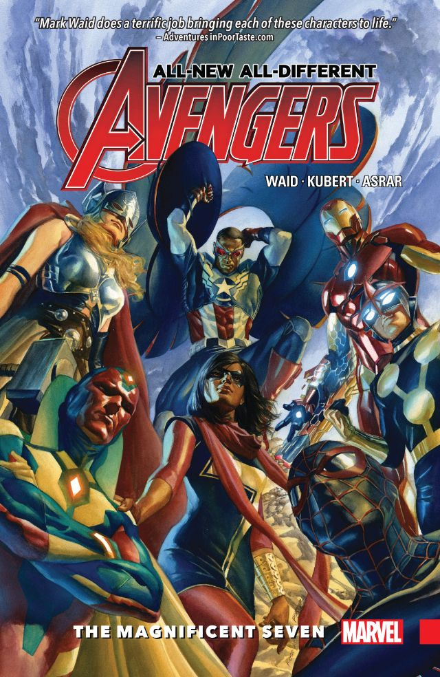 All-New All-Different Avengers Vol. 1: The Magnificent Seven Review