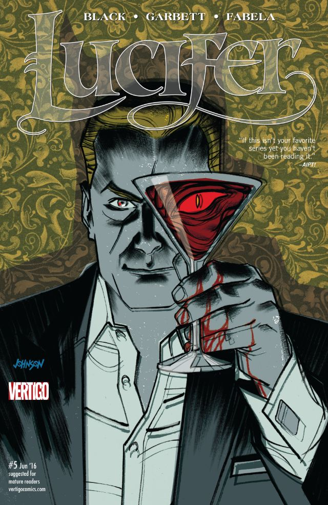 Lucifer #5 Review