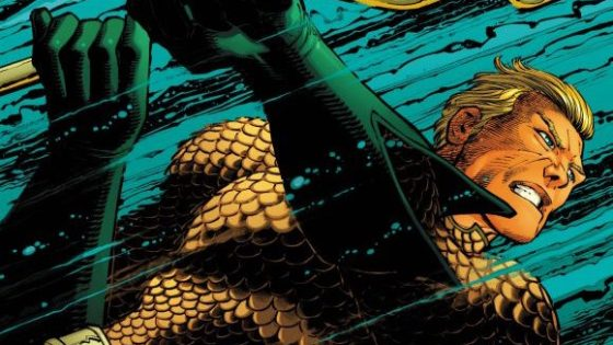 Writer Dan Abnett blew me away with issue #50 of Aquaman as it was action packed, reset the direction of the character, and introduced a clever new villain. What does he have in store for us with issue #51? Is it good?