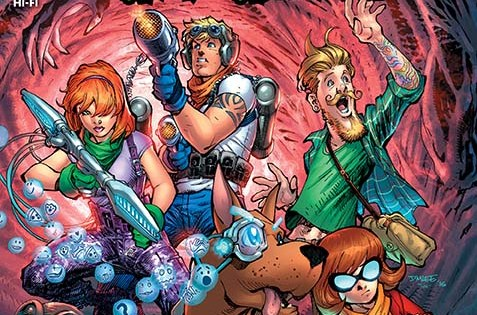 DC Preview: Hanna-Barbera Variant Covers