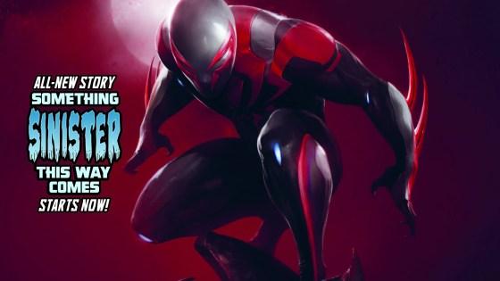 Marvel Preview: Spider-Man 2099 #10
