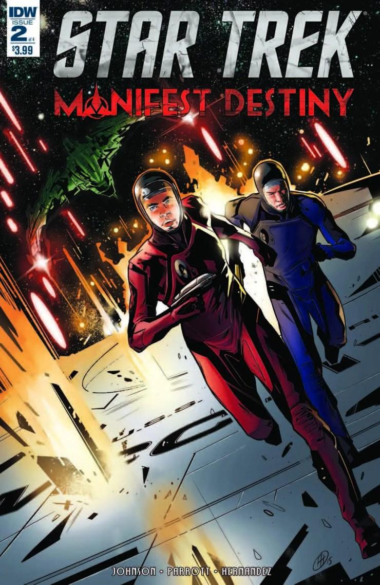Star Trek: Manifest Destiny #2 Review