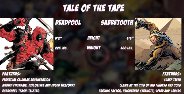 deadpool-vs-sabretooth-tale-of-the-tape