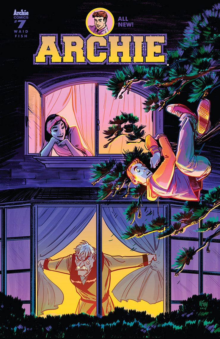 Archie #7 Review