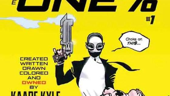 Renato Jones: The One% #1 Advance Review