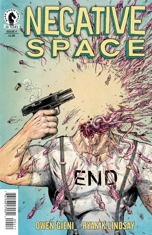 Negative Space #4 Review