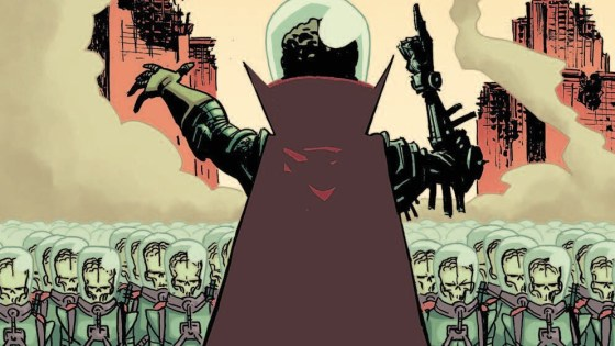[EXCLUSIVE] IDW Preview: Mars Attacks: Occupation #2