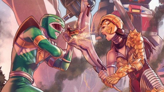 Mighty Morphin' Power Rangers #2 Review