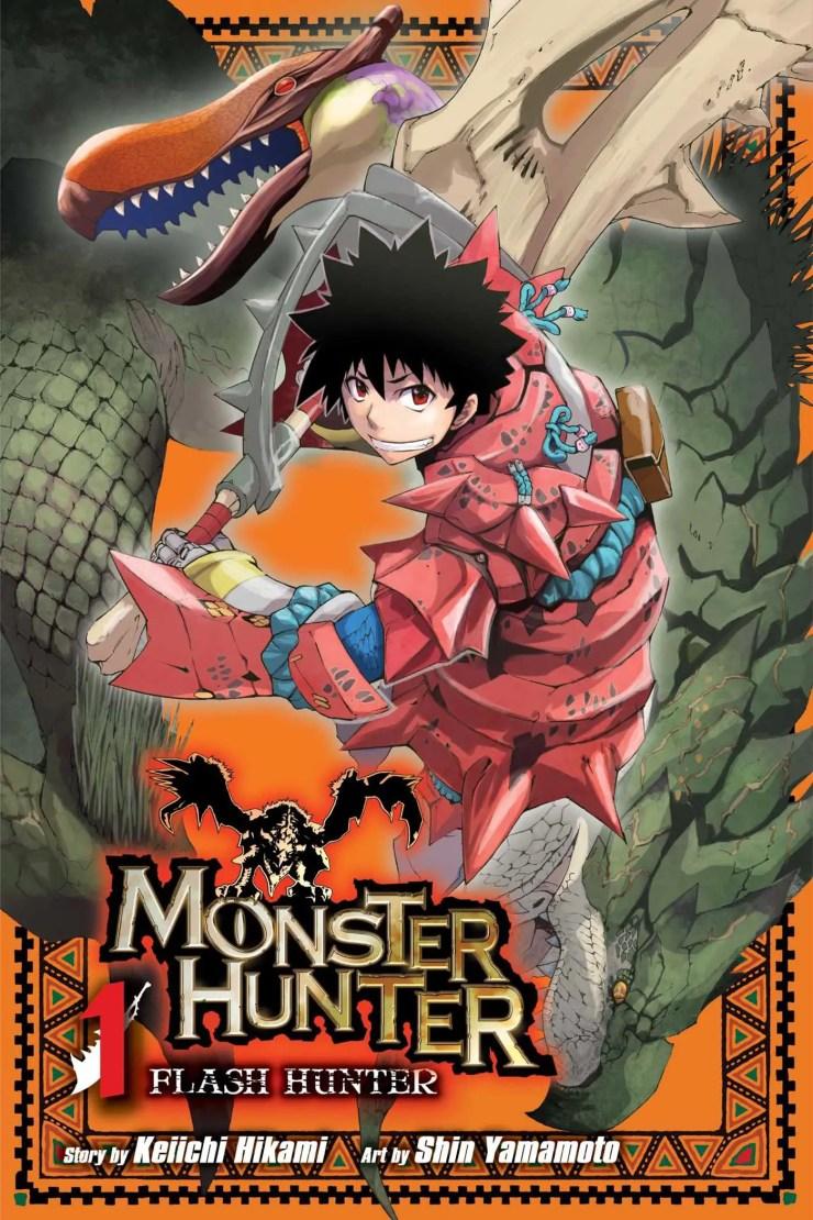 Monster Hunter: Flash Hunter Vol. 1 Review