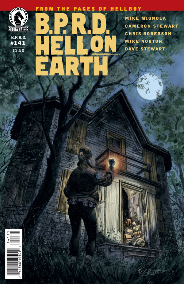 B.P.R.D. Hell on Earth #141 Review