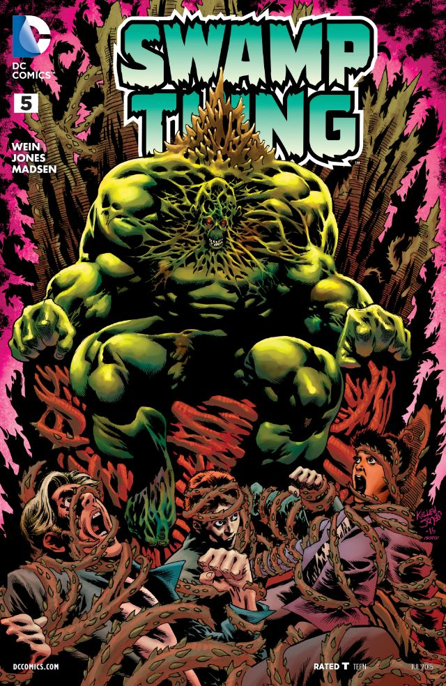 Swamp Thing #5 Review