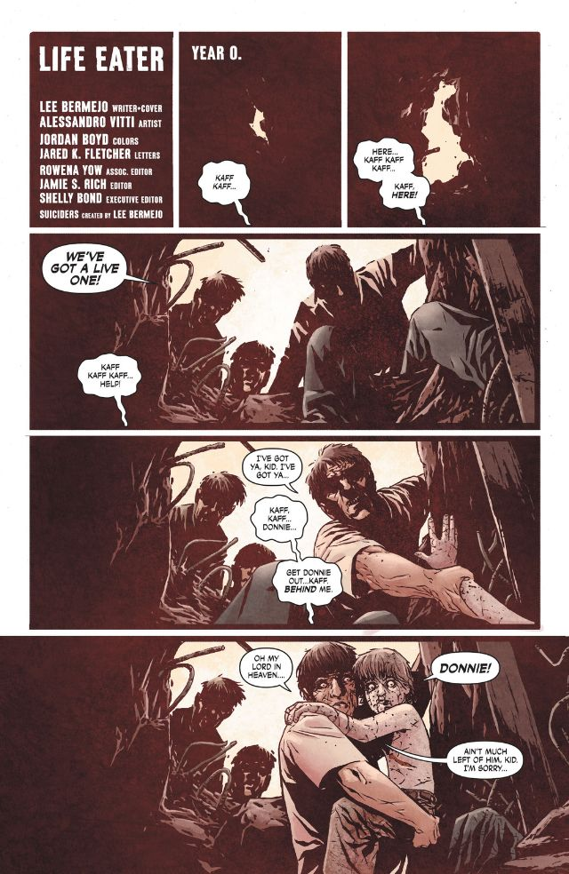 Suiciders: Kings of HelL.A. #3 Review