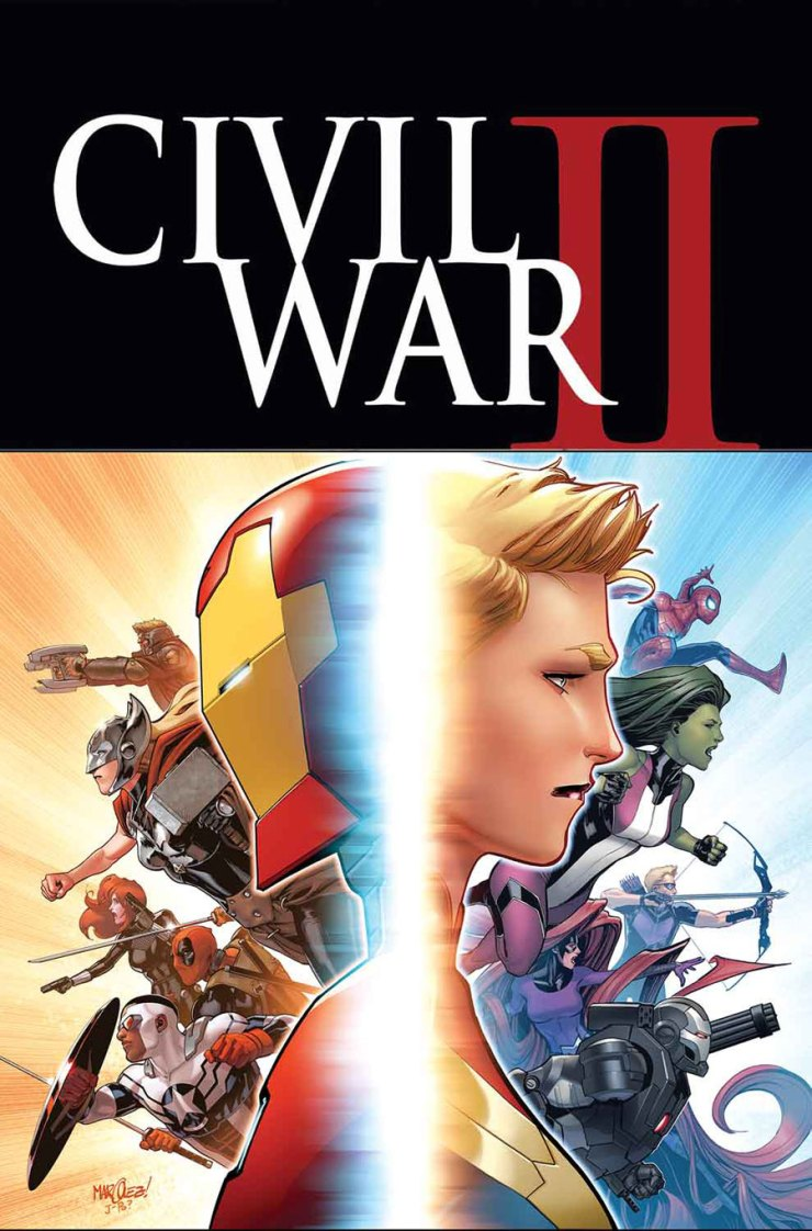 Civil War II #1 Review