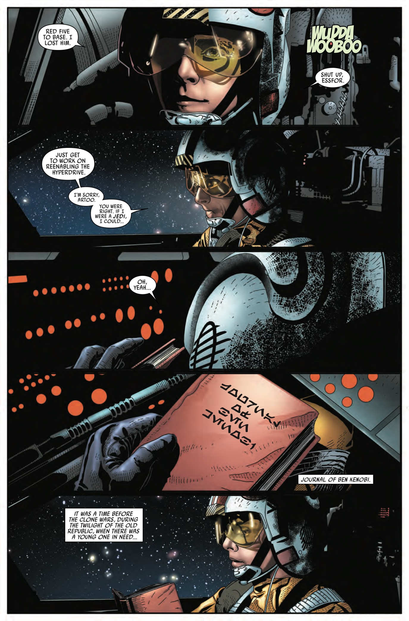 Star Wars #26 Review