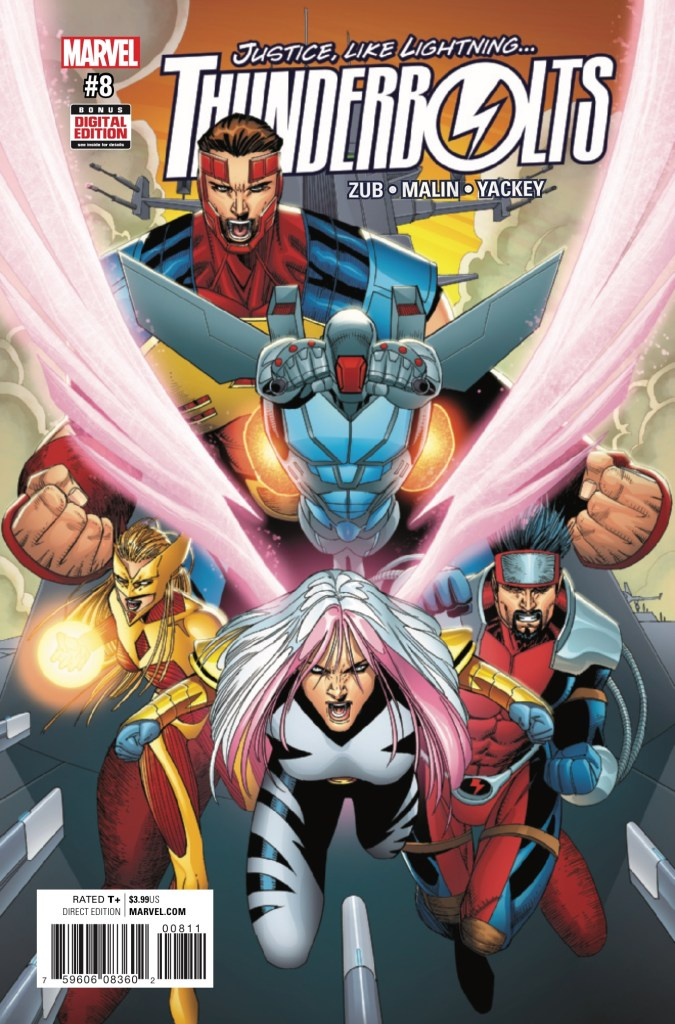 Thunderbolts #8 Review