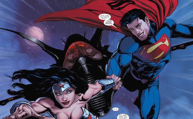 Batman/Superman #32 Review