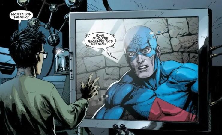 DC Universe: Rebirth #1 Review