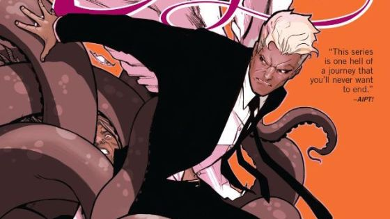 There's a lot of intrigue going on in Vertigo's Lucifer series with death, multiple realms to explore, and most importantly some angels with some deep mental anguish to work out. Issue #7 comes out today, but is it good?