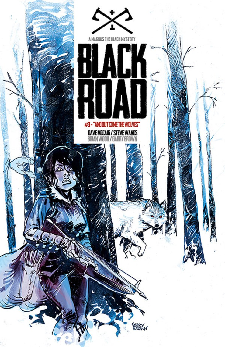Black Road #3 Review