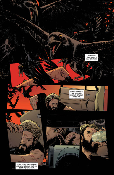 The Dark & Bloody #5 Review