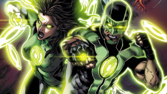 Some of the best Green Lantern stories evoke an outer space buddy cop vibe.  Who doesn't like a cop drama, especially with two characters forced to be partners? DC is doing just that with Green Lanterns, pitting Simon Baz with Jessica Cruz as the Earth's protectors... but is it good?