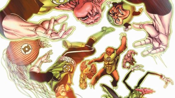 The Green Lantern Corps may never have faced more dire odds than this--they're saving lives in a soon to be dead universe. The climactic issue is here, but is it good?