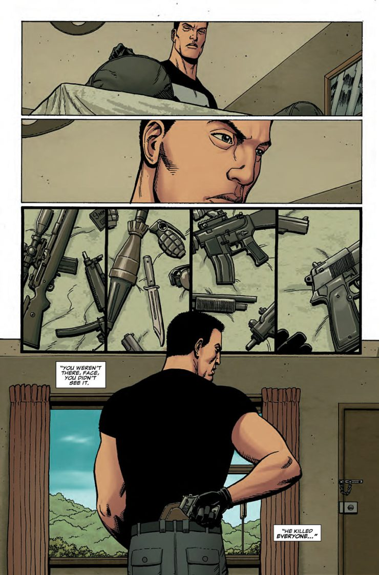 The Punisher #2 Review