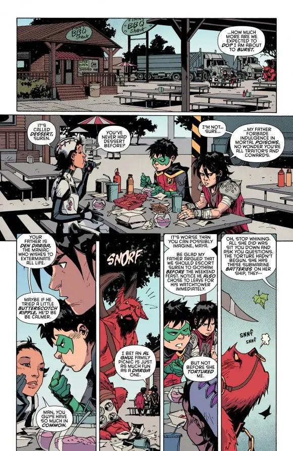 Robin: Son of Batman #13 Review