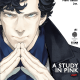 Sherlock: A Study In Pink #1 Review
