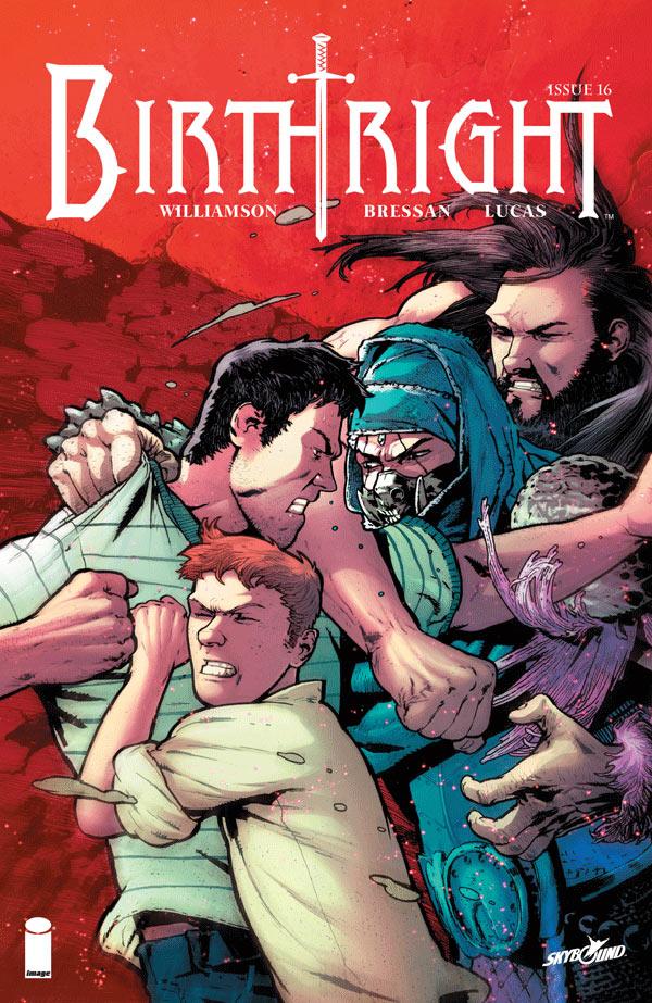 Birthright #16 Review