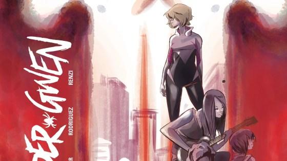 Marvel Preview: Spider-Gwen #9