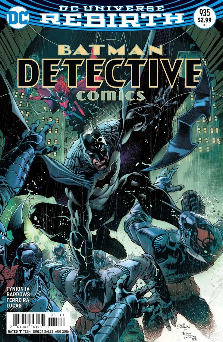 Detective Comics #935 Review