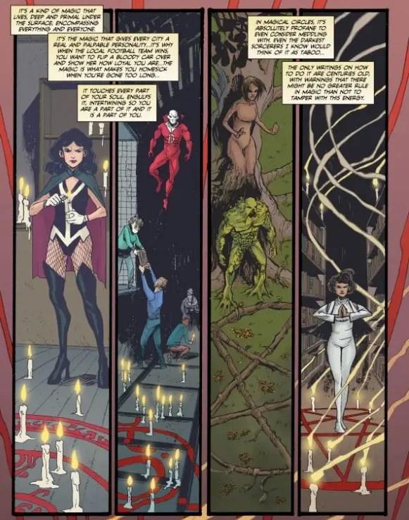 Constantine: The Hellblazer #13 Review