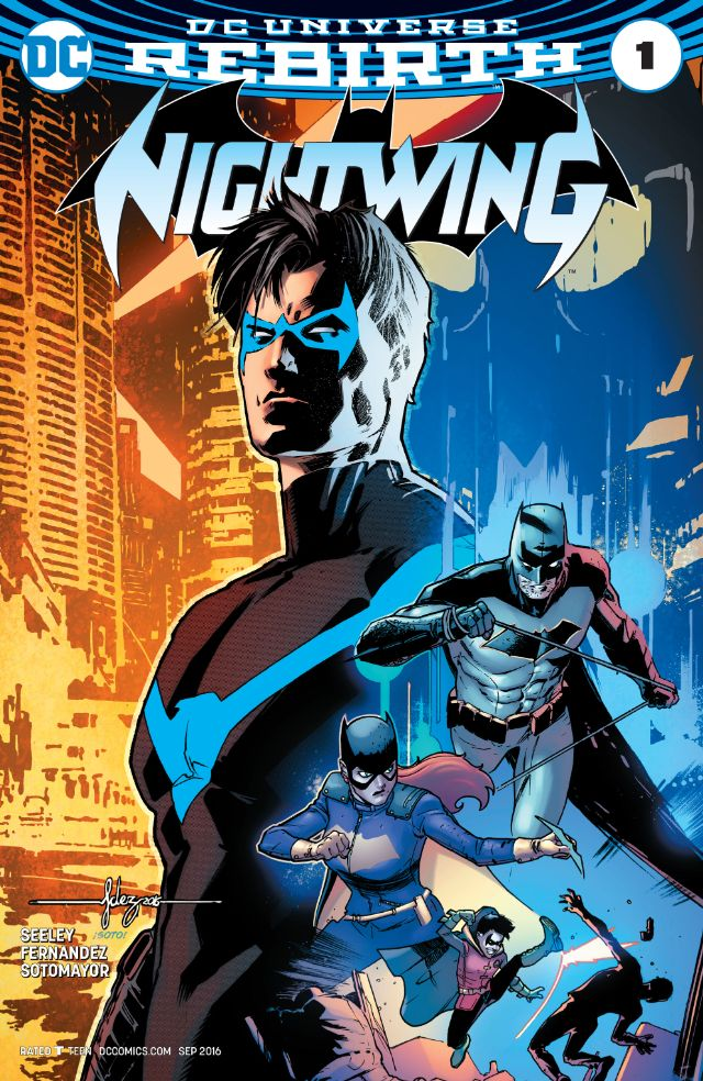 Nightwing #1 Review