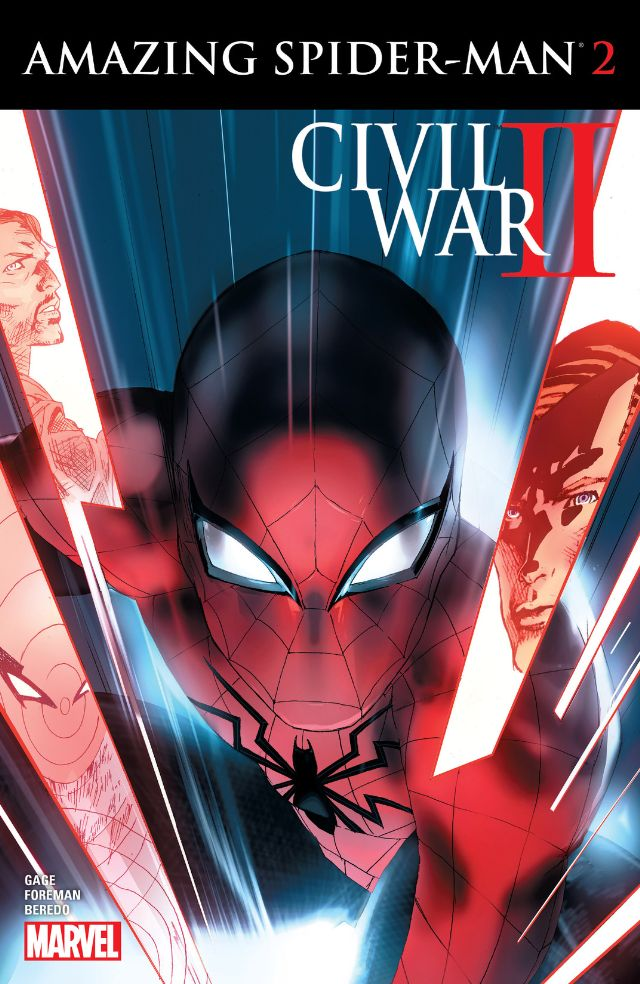 Civil War II: Amazing Spider-Man #2 Review