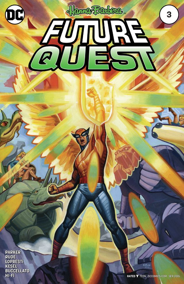Future Quest #3 Review
